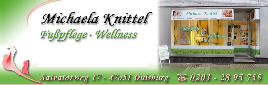 Fusspflege Michaela Knittel aus Duisburg